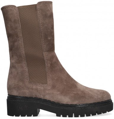 Gabor Taupe Gabor Chelsea Boots 871.1