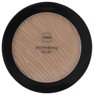 HEMA HEMA Shimmering Blush 39 Brilliant Brown (bruin)