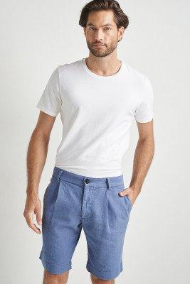Komodo Bobby Pleat Shorts