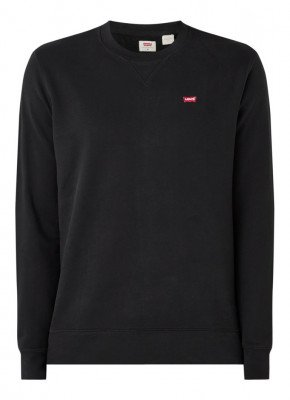 Levi's Levi's New Original sweater met logopatch