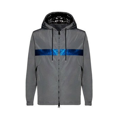 Dondup Technical Fabric Jacket