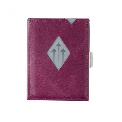 Exentri Exentri Leather Wallet Purple