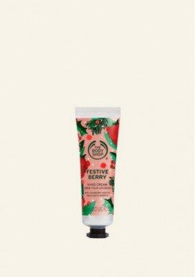 The Body Shop NL Festive Berry Hand Cream 30 ML