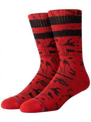 Stance Stance JJF Voyage Socks rood