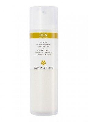 REN REN Neroli and Grapefruit Body Cream - bodycrème