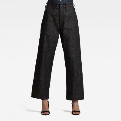 G-Star RAW Lintell High Dad Jeans - Zwart - Dames