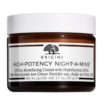 Origins Origins High Potency Night-A-Mins Oil-Free Resurfacing Cream With Fruit-Derived AHAs Gezichtscrème 50ml