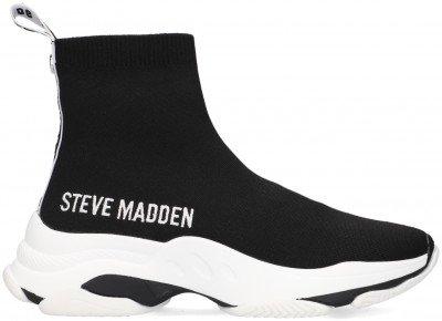 Steve Madden Zwarte Steve Madden Hoge Sneaker Master