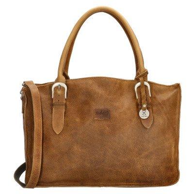 SoDutch SoDutch Bags Laptoptas #09 Cognac