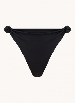 Aya Label Aya Label The Dementer high waisted bikinislip met geknoopt detail
