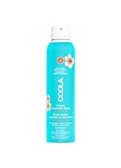 COOLA COOLA Classic Body Organic Sunscreen Spray SPF30 Tropical Coconut - zonnebrand