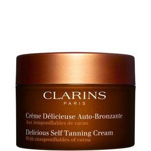 Clarins Clarins Self Tanners Clarins - Self Tanners Delicious Self Tanning Cream