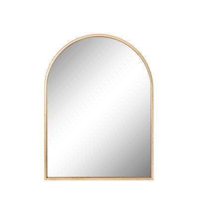Riverdale NL Spiegel Elwin goud boog 80cm
