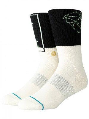 Stance Stance Step Up Socks zwart
