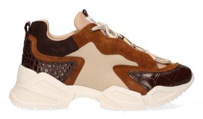 Toral Toral TL-12403 Bruin Damessneakers
