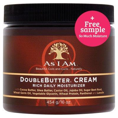 As I Am As I Am DoubleButter Cream 454 ml