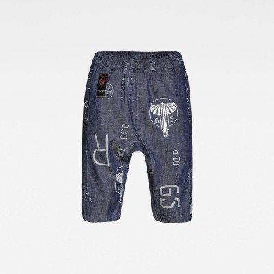 G-Star RAW E Karate Shorts - Donkerblauw - Heren