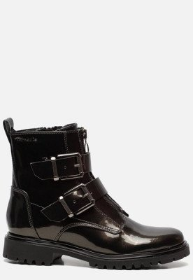 tamaris Tamaris Biker boots grijs