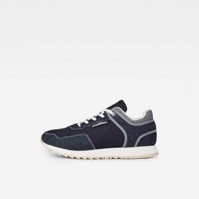 G-Star RAW Calow Sneakers - Donkerblauw - Dames