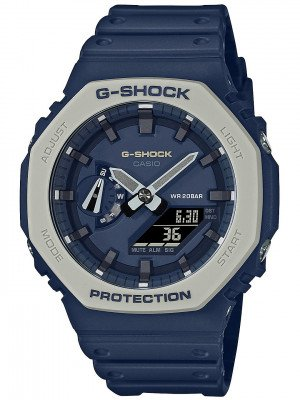 G-SHOCK G-SHOCK GA-2110ET-2AER Watch blauw