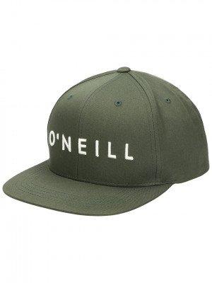 O'Neill O'Neill Yambao Cap groen