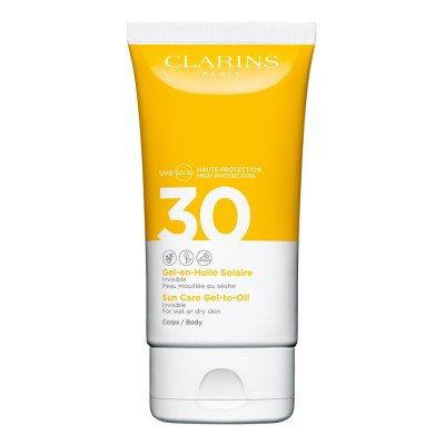 Clarins Sun Care Gel-to-Oil Body SPF30 Zonnegel 150 ml