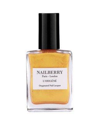 Nailberry Nailberry - L'Oxygéné Golden Hour - 15 ml