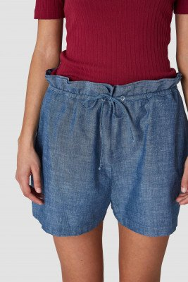 Kings of indigo Kings of Indigo - JANESSA shorts Female - Blue