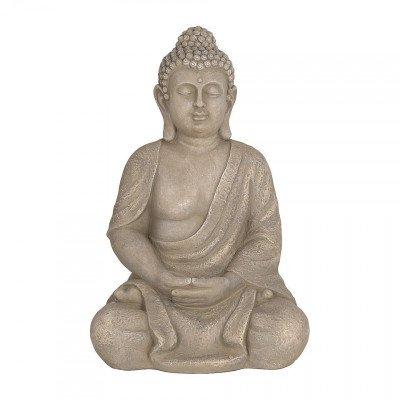 Xenos Boeddha zittend XL - 40 cm