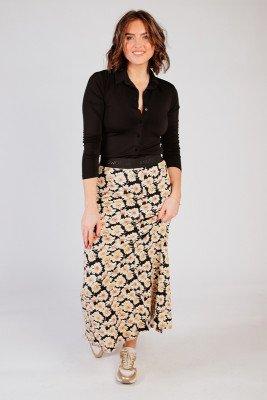 enCo &Co Woman Blouse Zwart Lotte