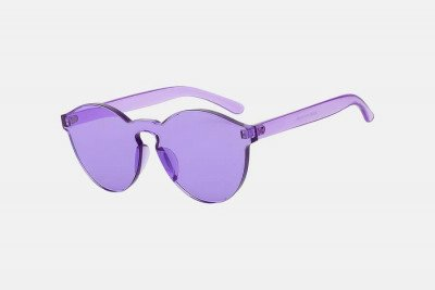 Blank-Sunglasses NL CANDY. - Purple