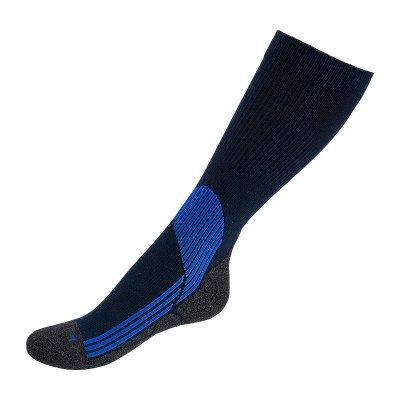 Coolmax wandelsokken - blauw - maat 35-38 - 3 paar