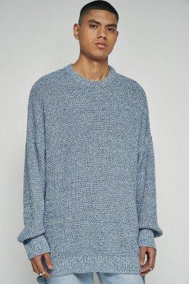 nu-in Slouchy Lightweight Mixed Yarn Sweater
