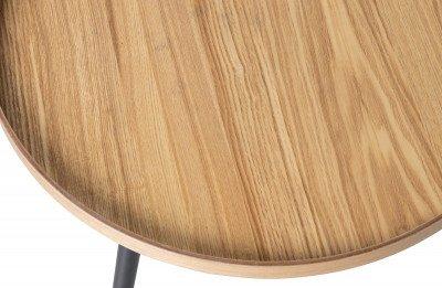 WOOOD WOOOD Bijzettafel 'Mesa' 45cm, kleur Naturel