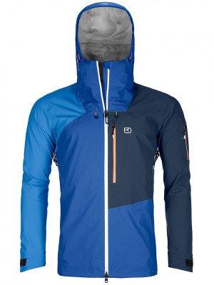 Ortovox Ortovox 3L Ortler Jacket blauw