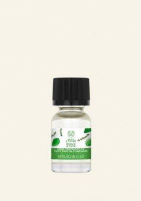 The Body Shop NL Basil & Thyme Home Fragrance Oil 10 ML