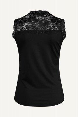 Tramontana Tramontana Shirt / Top Zwart PARIS NOS