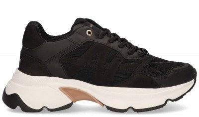 Nubikk Nubikk Ross Trek Zwart Damessneakers