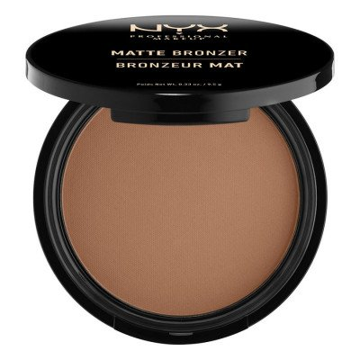 NYX Professional Makeup Nr. 02 - Deep Matte Bronzing 1 st