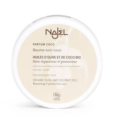 Najel Kokos Balsem met olijfolie en shea butter - 200ml Najel