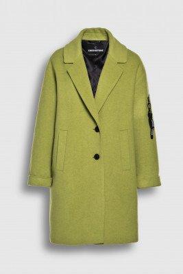 Creenstone Creenstone Wool cashmere blazer coat - Kiwi