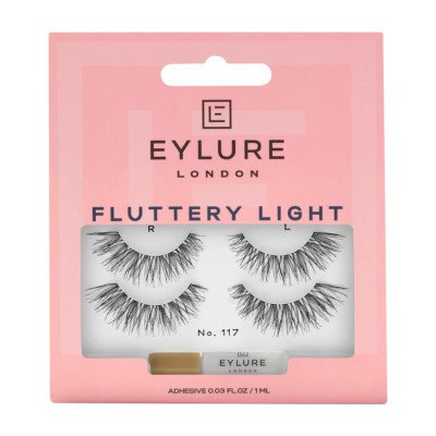 Eylure Eylure Fluttery Light 117 Twinpack Wimpers