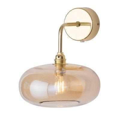 Ebb en Flow EBB & FLOW Horizon arm-wandlamp goud/goud Ø 21 cm