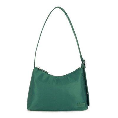 Daniel Silfen Daniel Silfen Shoulder Bag Ulrikke Nylon Dark Green
