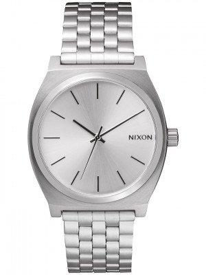 Nixon Nixon The Time Teller Watch grijs