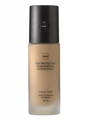 HEMA HEMA Skin Protecting Illuminating Foundation Beige 02 (beige)