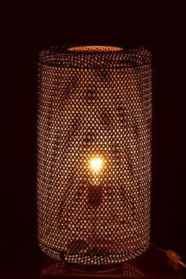 J-Line J-Line Tafellamp 'Gui' Ø32cm, kleur Goud