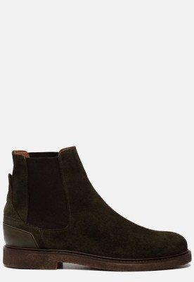Vertice Vertice Chelsea boots groen