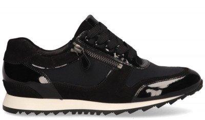 Hassia Hassia Barcelona Zwart/Wit Damessneakers