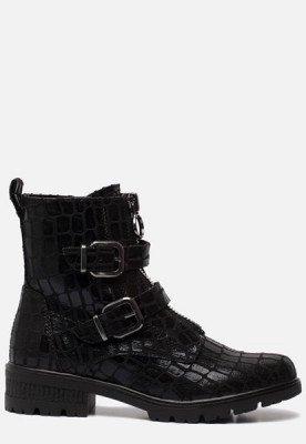 tamaris Tamaris Biker boots zwart